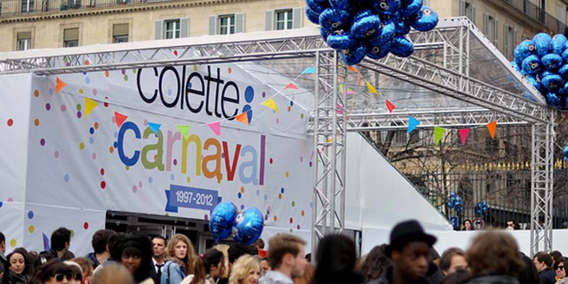Colette Carnaval Street Marketing Anolis 5