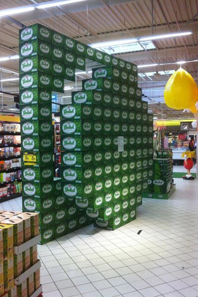 Grolsch in-store