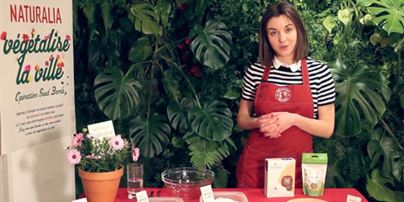 Naturalia tutoriel brand experience