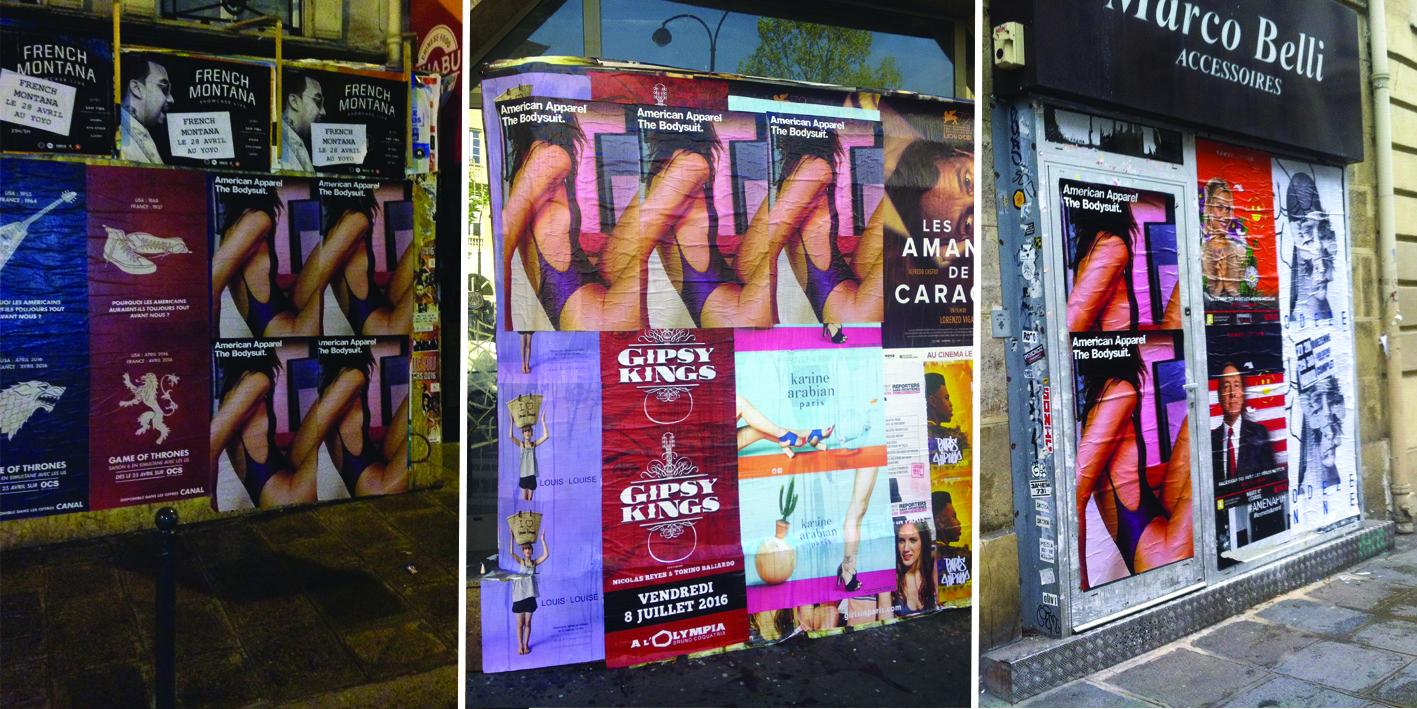 Photo-American-Apparel-Anolis-Affichage-Sauvage-Paris-2