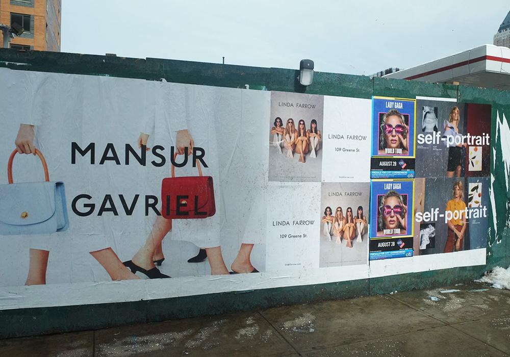 Photos-Article-Linda-Farrow-Milan-Paris-NewYork-affichage-sauvage-Anolis-9