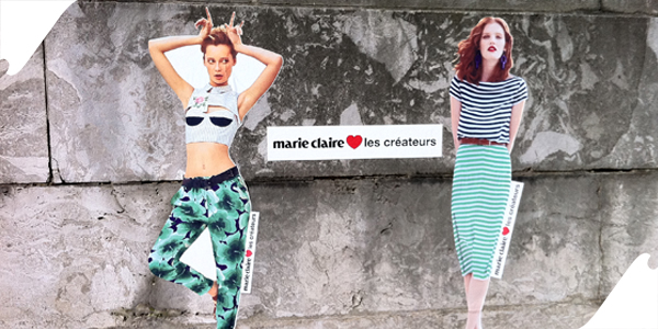 marie claire stickers Anolis