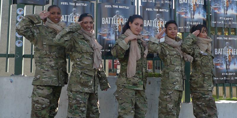 Battlefield 3 Tractage Street Marketing Anolis 5
