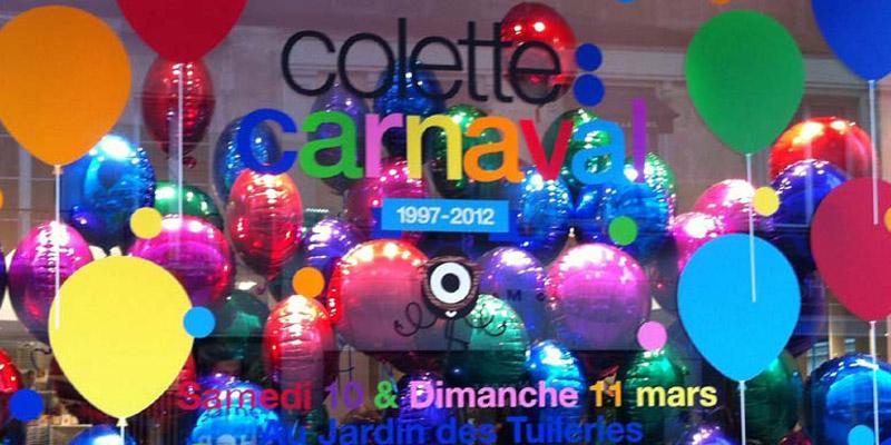Colette Carnaval Street Marketing Anolis 3