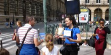 BHV Tractage Street Marketing Anolis