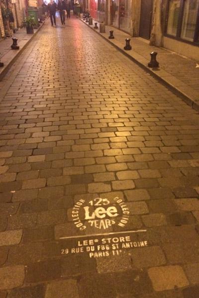 Lee Clean Tag Street Marketing Anolis