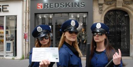 Redskins Brand Experience Street Marketing 2