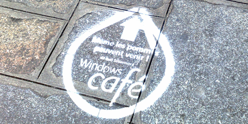 Windows Café Clean Tag Anolis