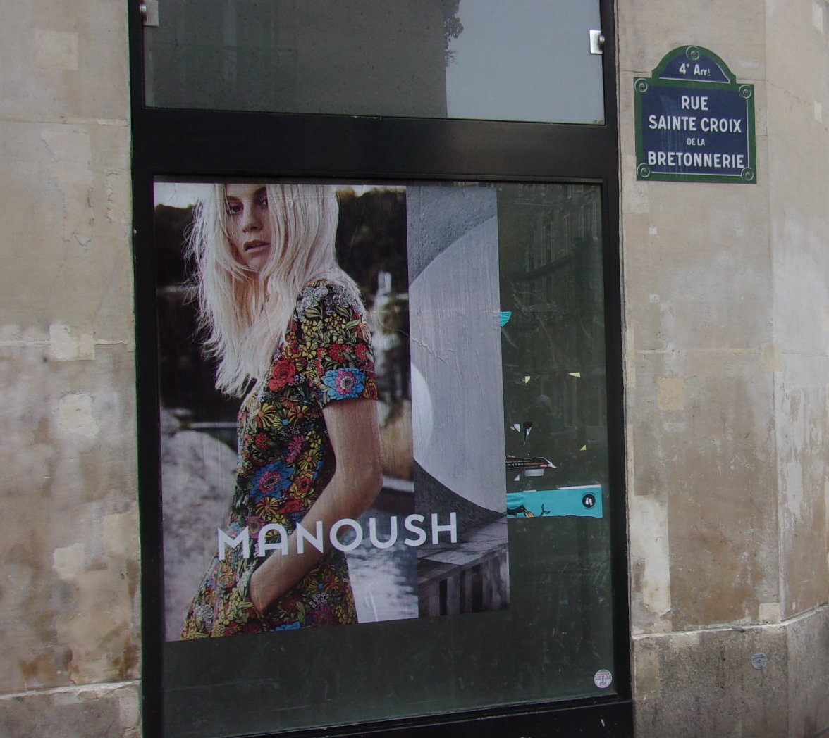 Manoush Photo Affichage Sauvage