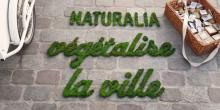 Green Tag Naturalia Opération guérilla marketing Seed Balls Végétaliser la ville Triporteur et jeu concours