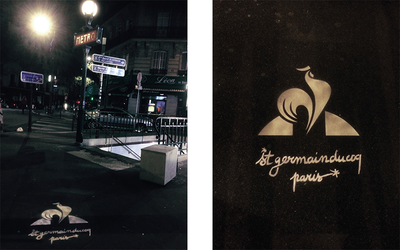 Article-Photo-Le-Coq-Sportif-Street-Marketing-Clean-Tag-3-Light