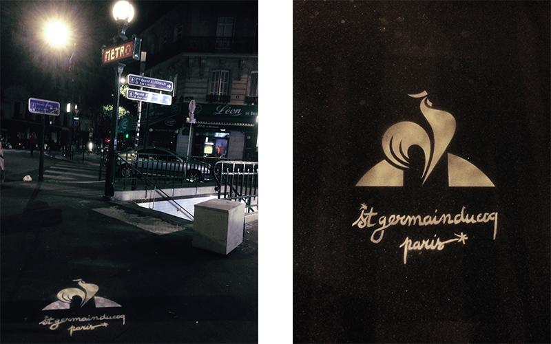 Article-Photo-Le-Coq-Sportif-Street-Marketing-Clean-Tag-3-Light