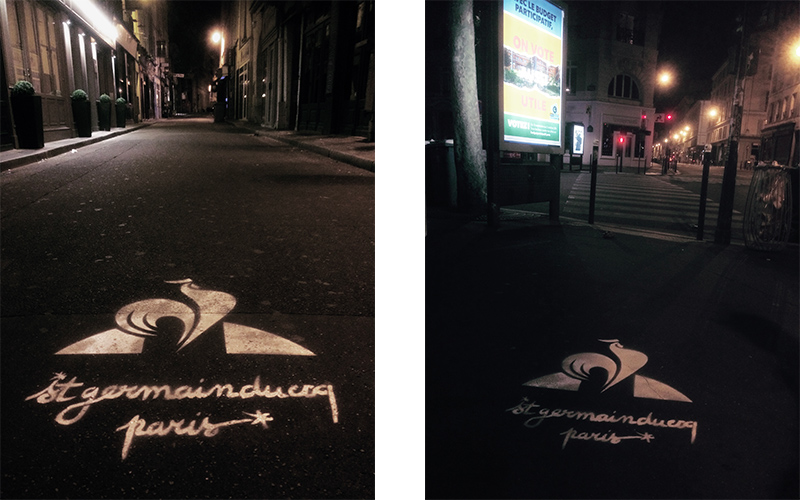 Article-Photo-Le-Coq-Sportif-Street-Marketing-Clean-Tag-Light