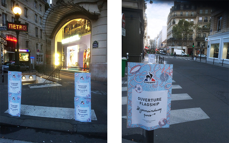 Article-Photo-Le-Coq-Sportif-Street-Marketing-Light