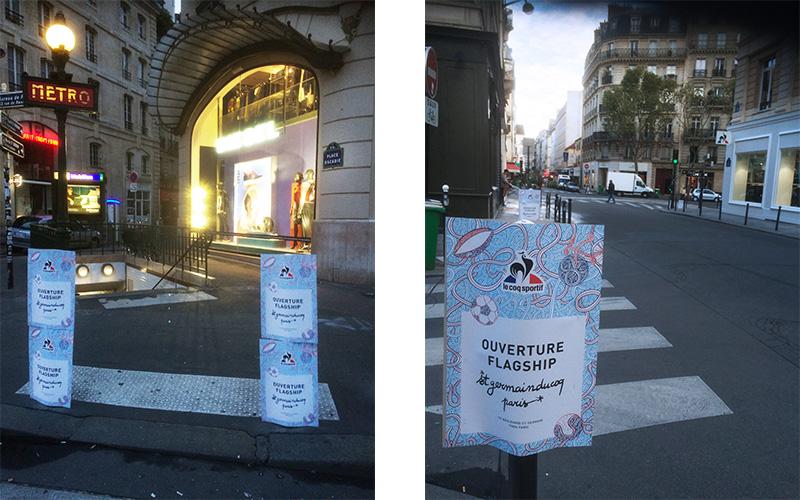 Article-Photo-Le-Coq-Sportif-Street-Marketing-Light