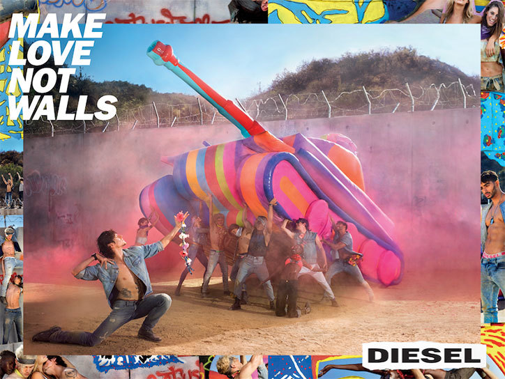 diesel-make-love-not-walls-david-lachapelle2