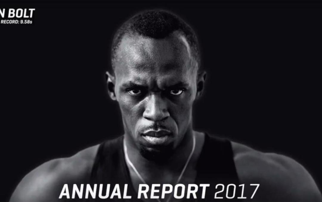 Le rapport annuel le plus rapide du monde