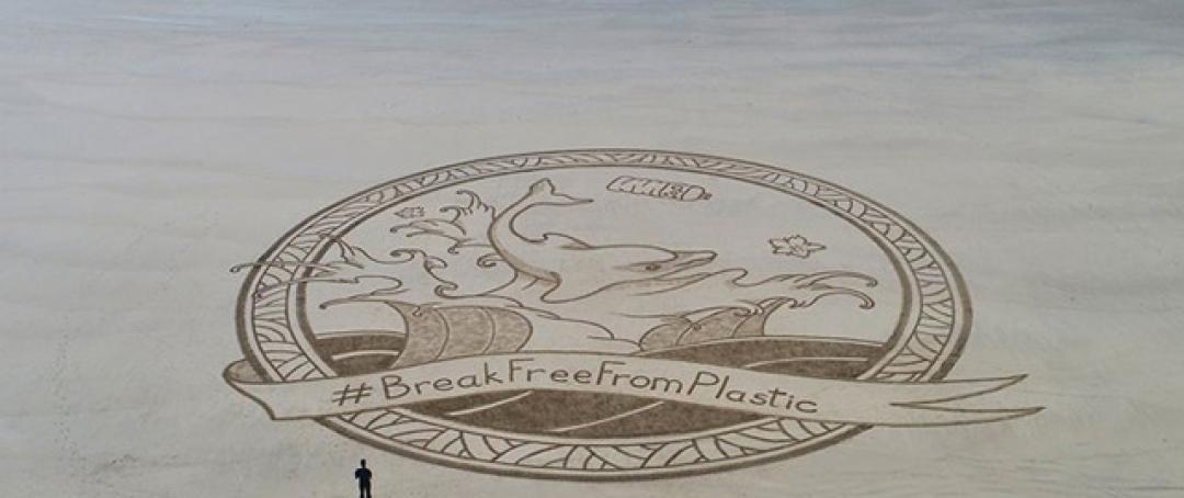 Fresques de sable